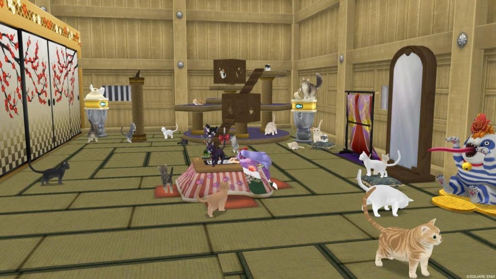 メレアーデの和室