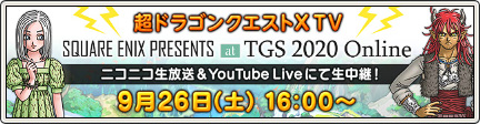 DQXTV TGS2020